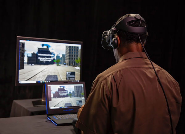 UPS Drivers learn via VR