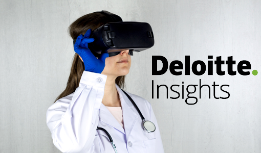 Deloitte Insights predicts growth spike in virtual reality corporate training
